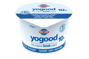 Yogood Yoghurt 10% Vet 170g