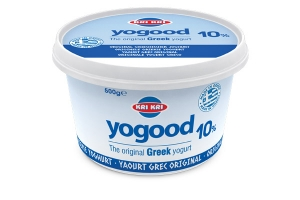 Yogood Yoghurt 10% Vet 500g