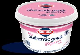 Yoghurt 0% Vet 500g