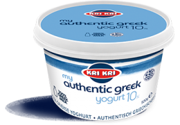 Yoghurt 10% Vet 500g